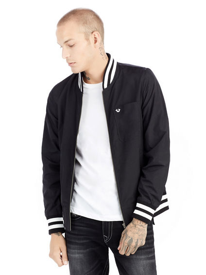 MENS BOMBER JACKET - True Religion