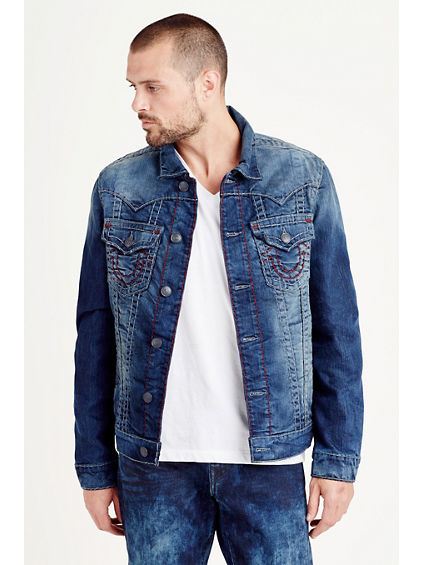 HAND PICKED JIMMY SUPER T MENS JACKET