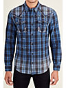 BIG T STITCH MENS WESTERN SHIRT