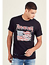 LAND OF THE FREE MENS TEE
