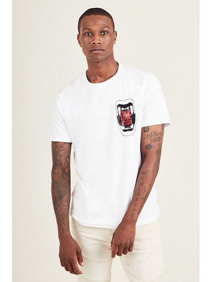 TEETH MENS TEE