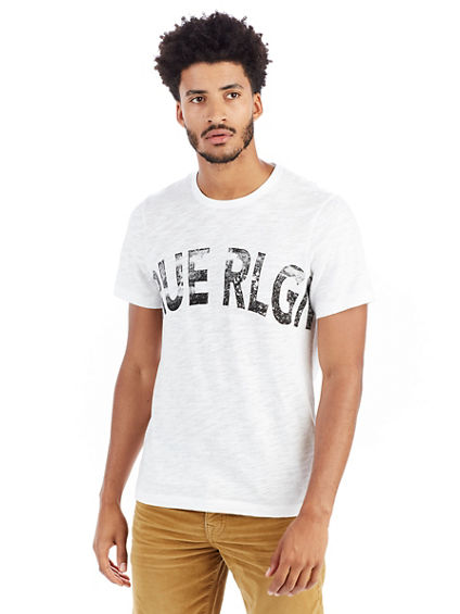 TRUE GRAPHIC CREW MENS TEE