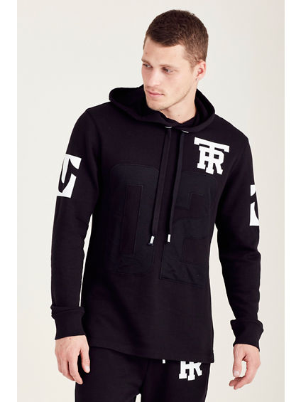 PULLOVER GRAPHIC MENS HOODIE