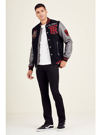 COLLEGIATE MENS JACKET