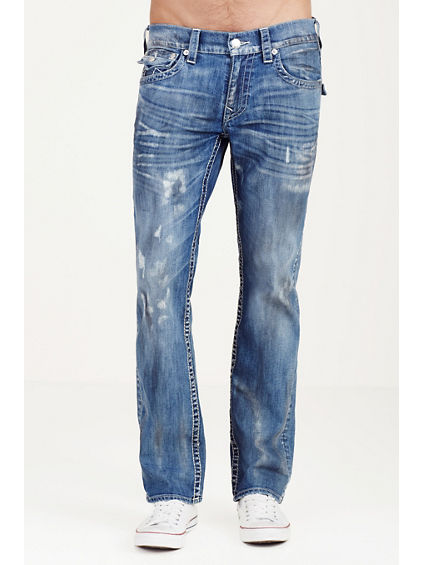 HAND PICKED STRAIGHT MENS JEAN