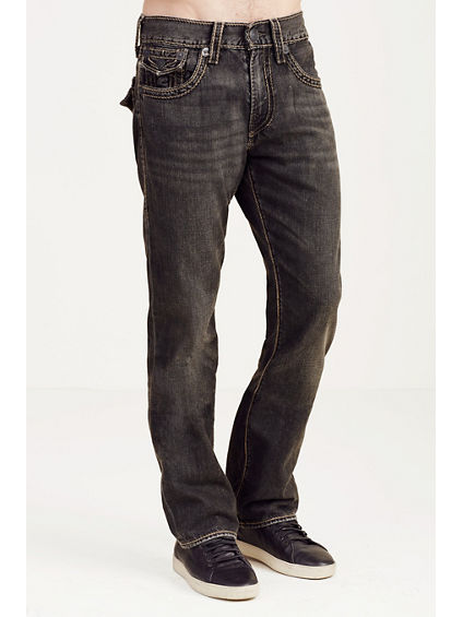 RICKY STRAIGHT ROPESTITCH MENS JEAN