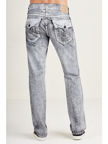 STRAIGHT FLAP BIG T MENS JEAN