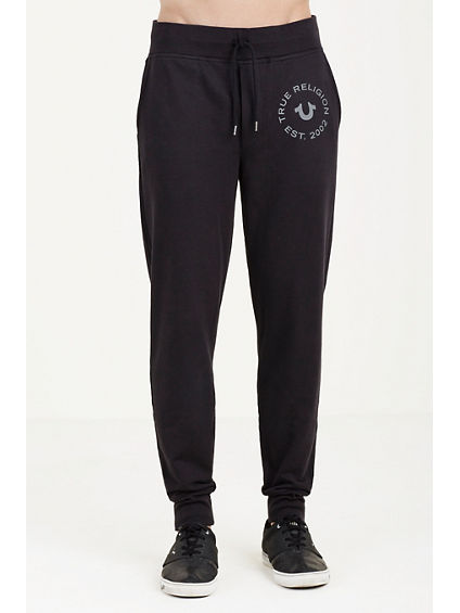 CONTRAST MENS SWEATPANTS