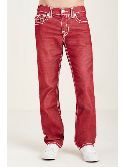 STRAIGHT FLAP MENS PANT
