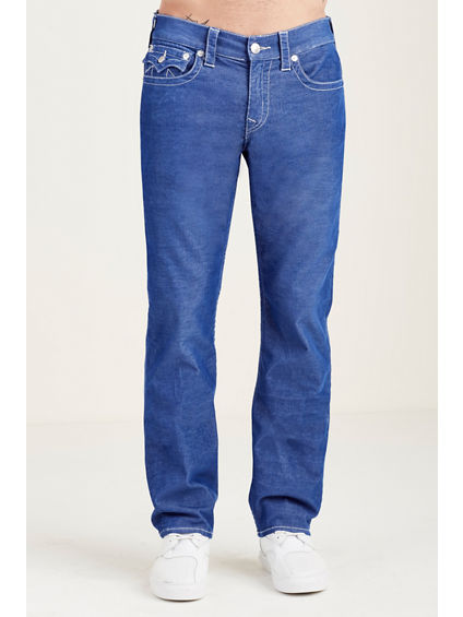 STRAIGHT FLAP CORDUROY MENS PANT