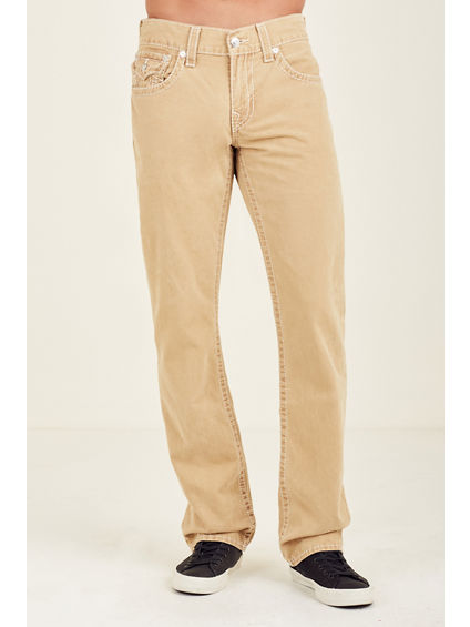 STRAIGHT FLAP BIG T MENS PANT