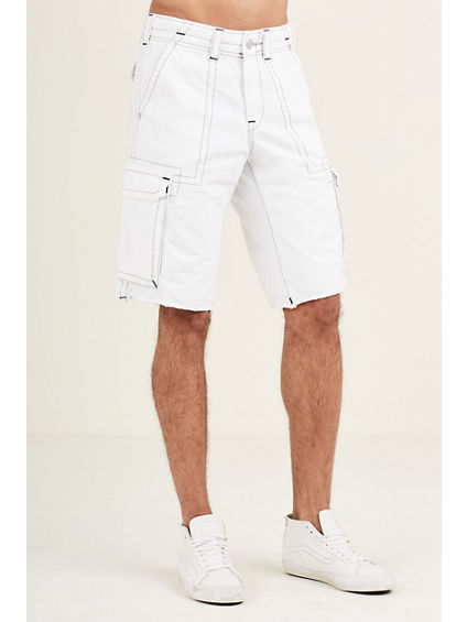 CARGO CUT OFF BIG T MENS SHORT