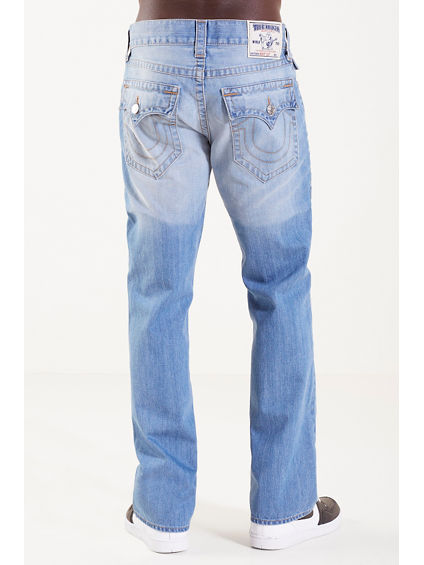 HAND PICKED BOOTCUT FLAPS MENS JEAN
