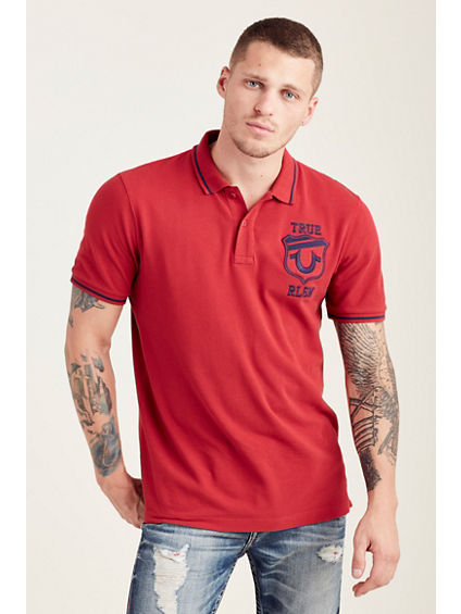 TR SEAL MENS POLO