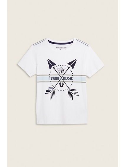 CROSS ARROWS KIDS TEE