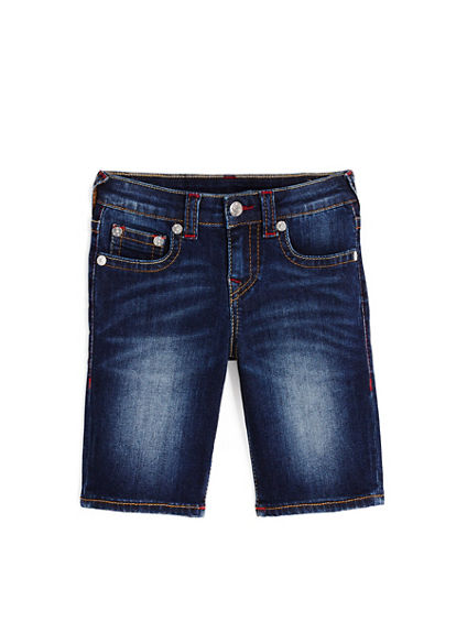 SLIM FIT KIDS SHORT