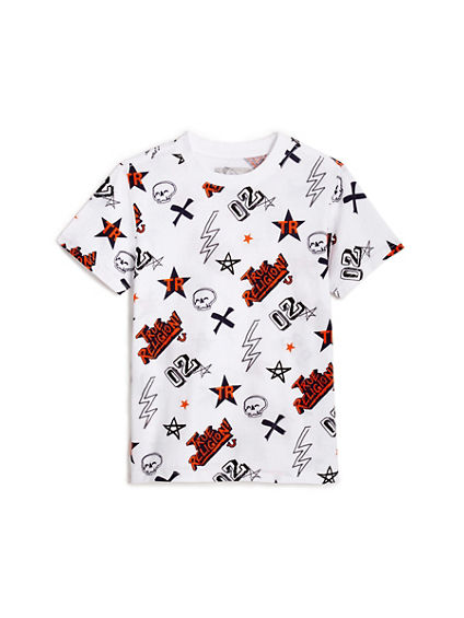 TODDLER/LITTLE KIDS GRAPHIC TEE