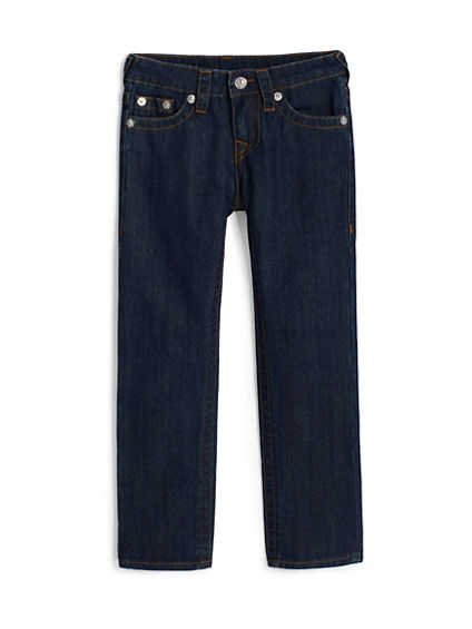 STRAIGHT FLAP KIDS JEAN