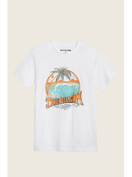 SURFER GRAPHIC KIDS TEE