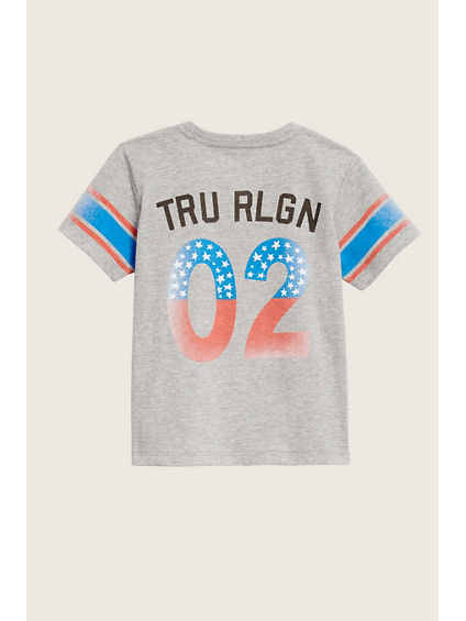 4TH JULY GRAPHIC KIDS TEE