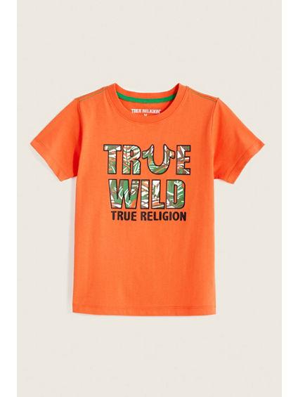 TRUE WILD KIDS TEE