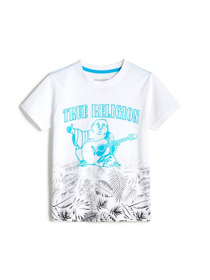 TODDLER/BIG KIDS TROPICAL  TEE
