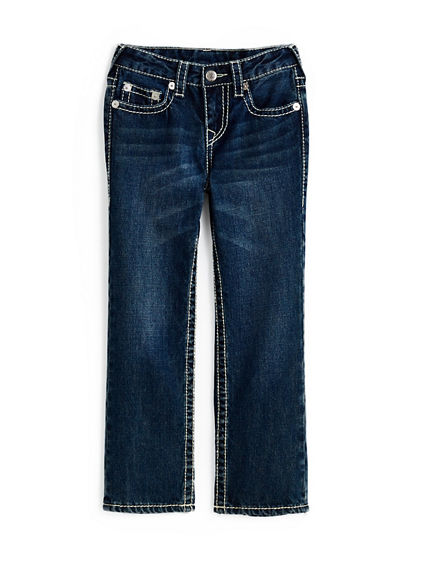 CORE REO  BIG T STRAIGHT KIDS JEAN