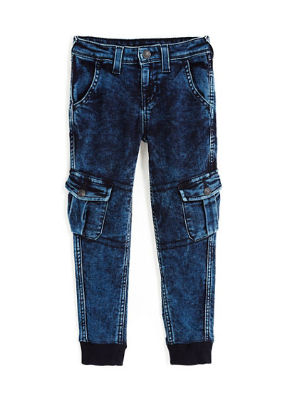 CARGO RUNNER KIDS SWEATPANT