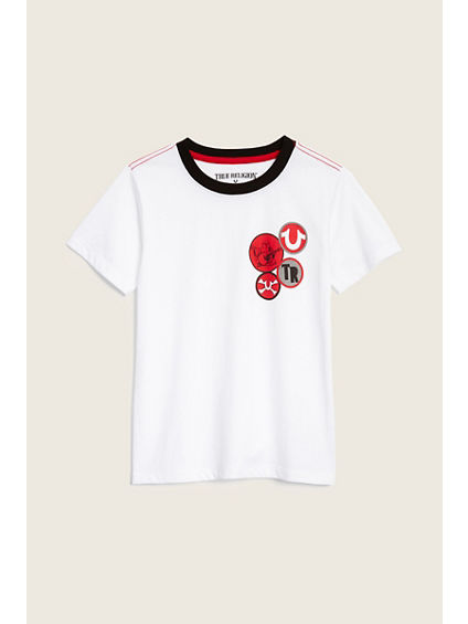 BUDDHA PATCH KIDS TEE