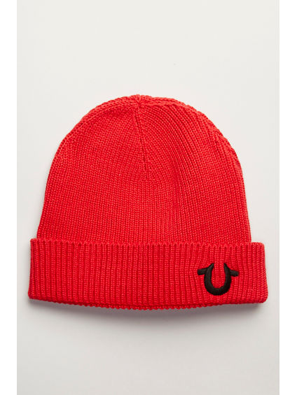 KIDS RIBBED KNIT WATCHCAP
