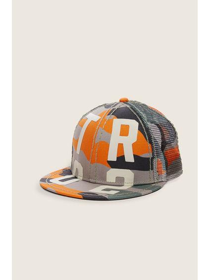 TR02 CAMO BASEBALL CAP