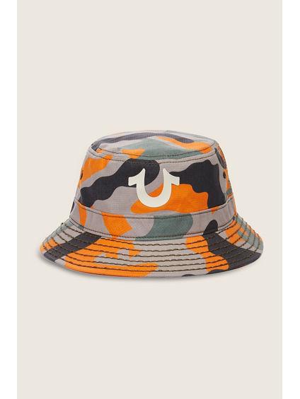 TR CAMO BUCKET HAT
