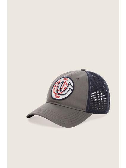 OVERLAPPED HORSESHOE BASEBALL CAP