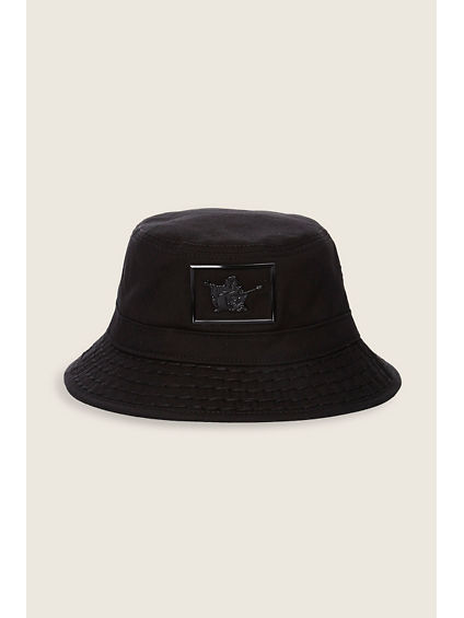 SHINY BUDDHA BUCKET HAT
