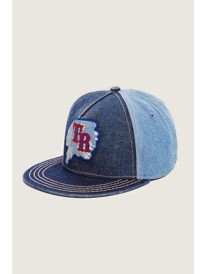 INDIAN HEAD BASEBALL CAP