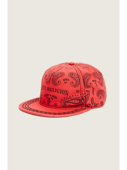 BANDANA BASEBALL CAP