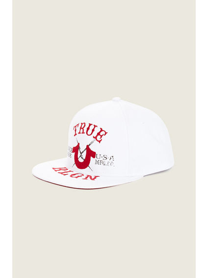 TAILORED LOGO BASEBALL HAT