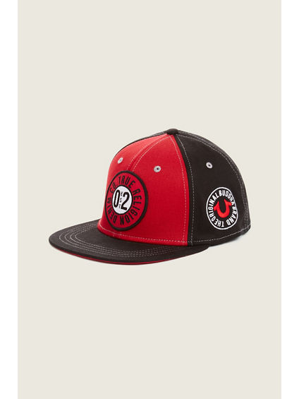 EST 02 PATCH BASEBALL HAT