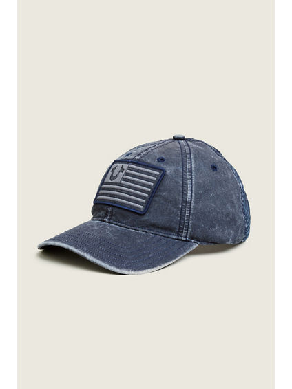 PATCH BASEBALL CAP