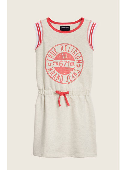 SPORTY KIDS DRESS