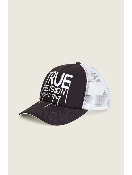 DRIP LOGO TRUCKER MENS HAT