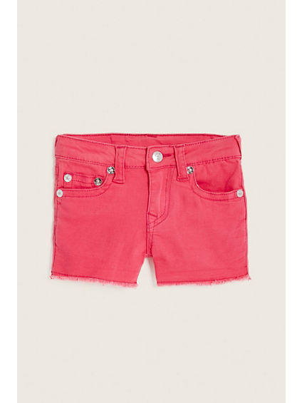 PINK FLAP KIDS SHORT
