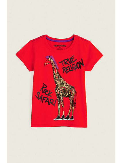 ROCK SAFARI KIDS TEE