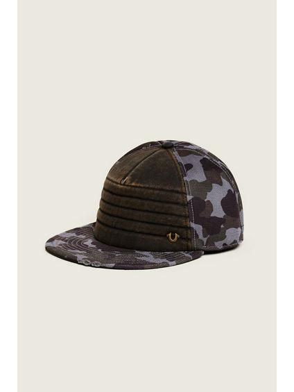 MOTO CAMO BASEBALL CAP