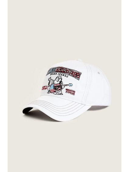 LOGO MENS BASEBALL HAT