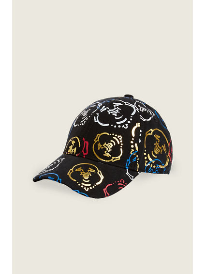 YOUTH BUDDHA BASEBALL KIDS HAT