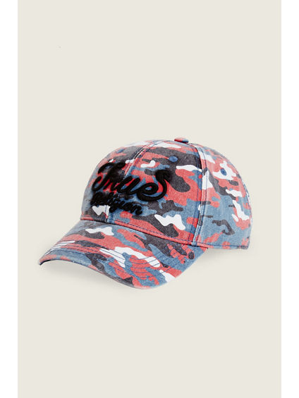 YOUTH SNAKE CAMO KIDS BASEBALL HAT