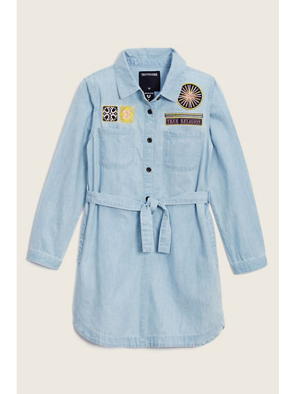 SURPLUS KIDS SHIRT DRESS