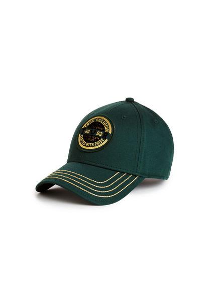 FOIL N FLOCK BASEBALL CAP