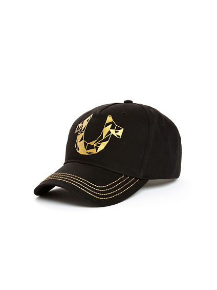 MENS GEO BASEBALL CAP